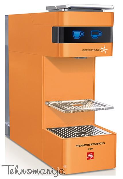 Illy aparat za espresso Y3 NARANDZA