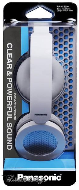 Panasonic slušalice RP-HXS200E-W
