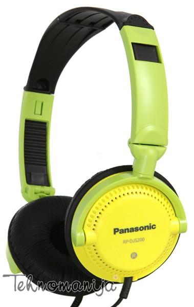 Panasonic slušalice RP-DJS200E-Y