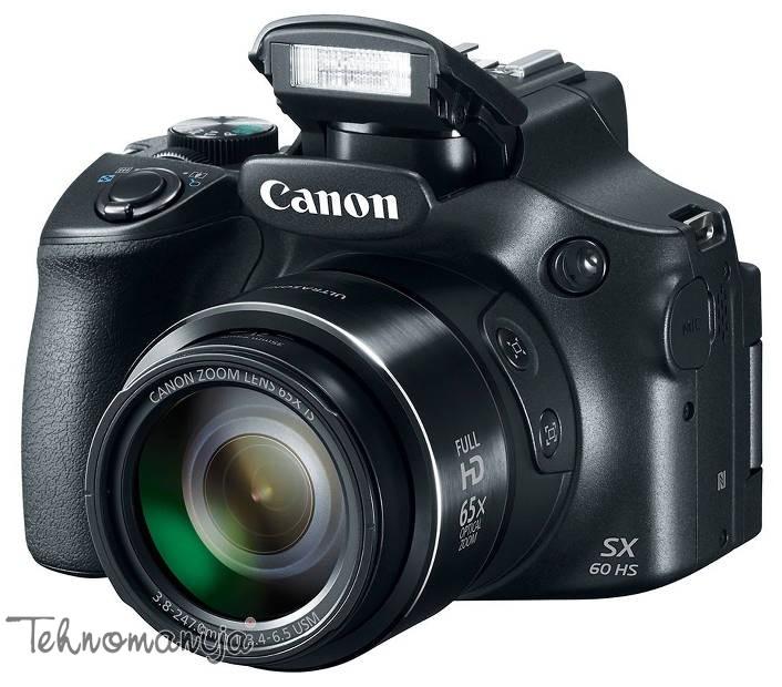 CANON Fotoaparat PowerShot SX60 HS