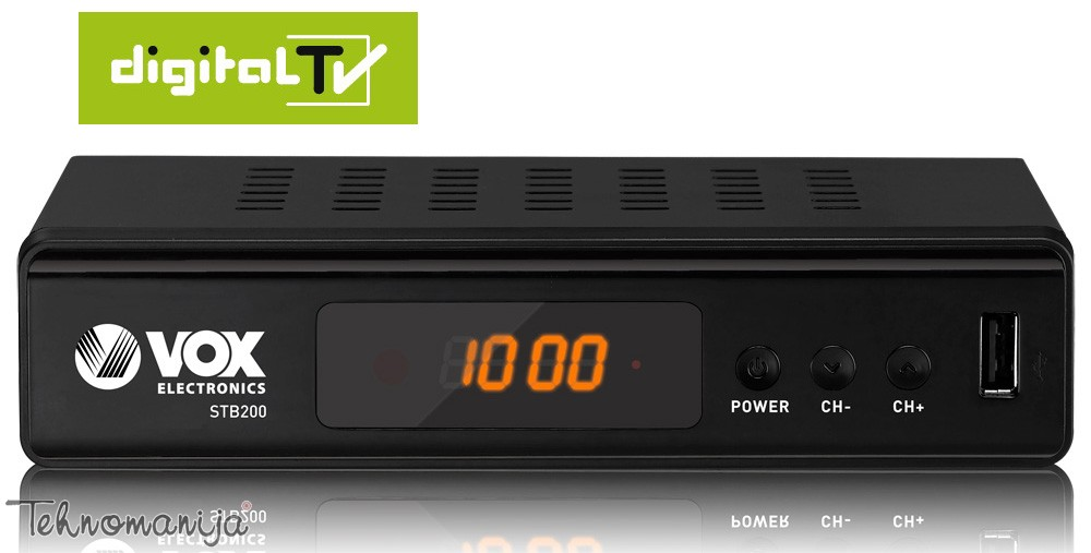 VOX set-top box STB-200