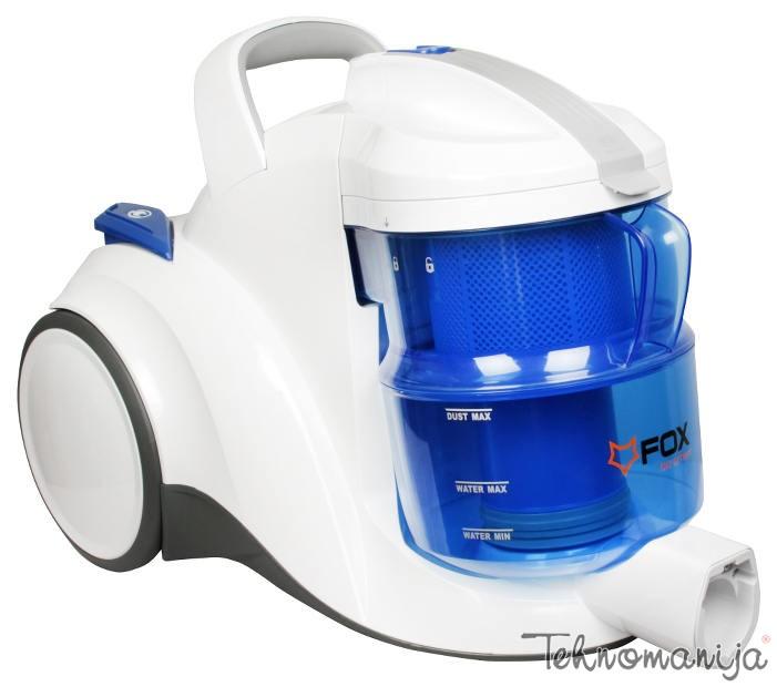 FOX Usisivač sa vodenom filtracijom WVC 3000CYCLON, 1600 W