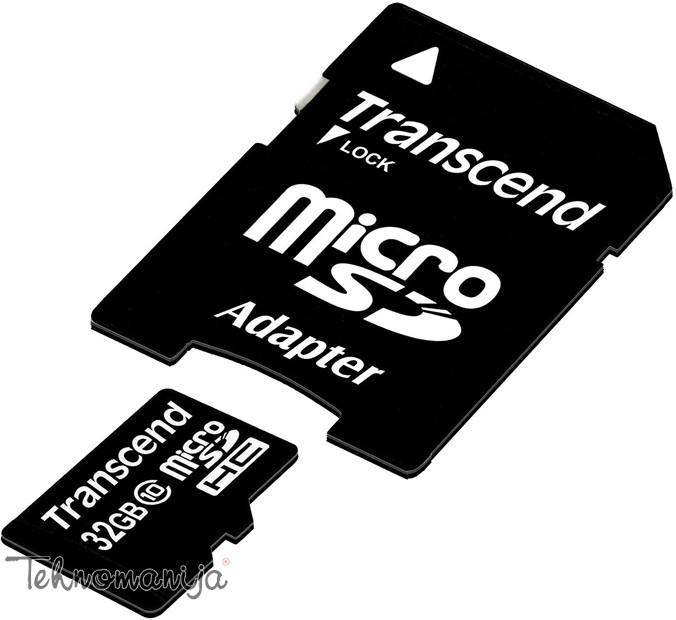 Transcend memorijska kartica TS32GUSDHC10