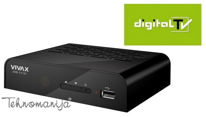 Vivax set-top box DVB-T2 151