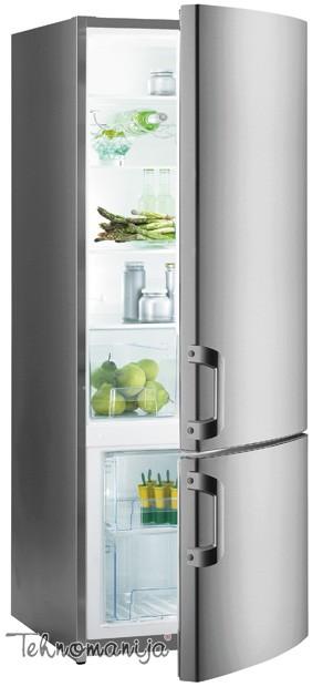 GORENJE Kombinovani frižider RK 6161 AX, Samootapajući