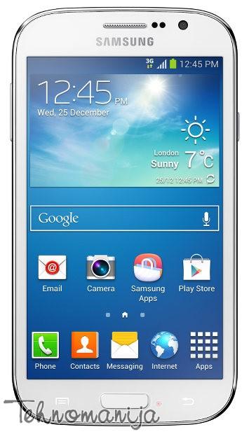 SAMSUNG Smart telefon Galaxy Grand Neo I9060ID, 1 GB, 5 Mpix, Beli
