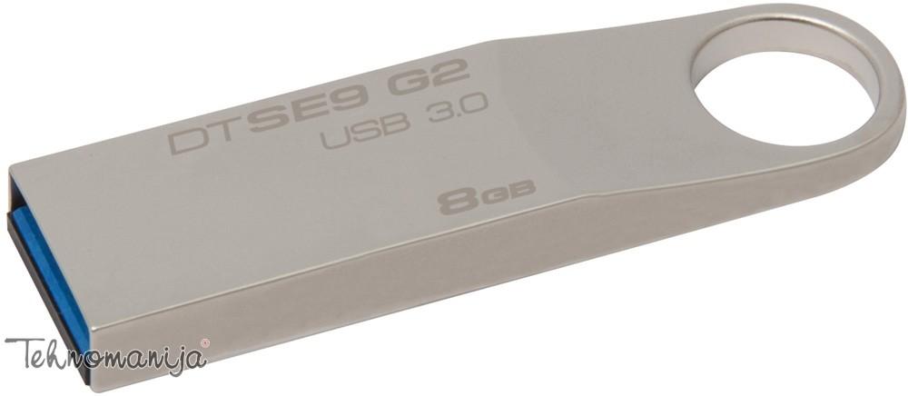 Kingston USB flash KFDTSE9G2/8GB