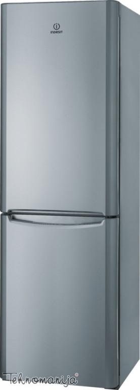 INDESIT Kombinovani frižider BIAA 13P FX, Frost Free