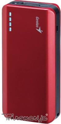 Genius prenosna baterija ECO-U622 CRVENI