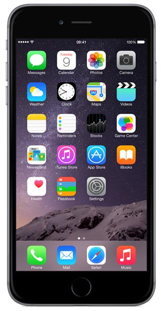 Apple smart mobilni telefon iPhone 6 Plus MGAH2SUA