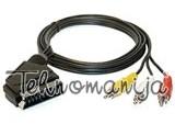 X Wave SCART kabl 022061 AB