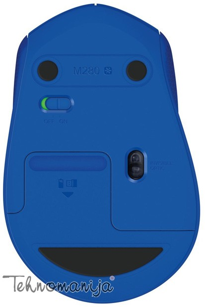 Logitech bežični miš M 280 BLUE