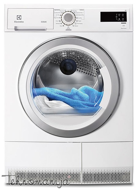 Electrolux mašina za sušenje veša EDH 3686GDE