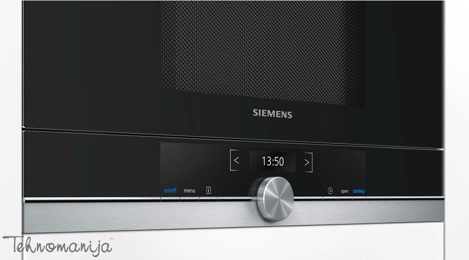 Siemens ugradna mikrotalasna rerna BF634LGS1