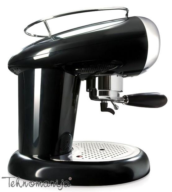 Illy aparat za espresso X7 CRNI
