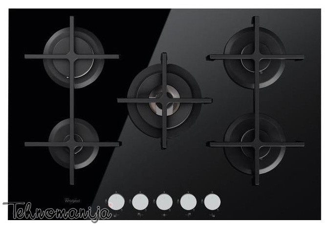 Whirlpool ugradna ploča GOA 7523