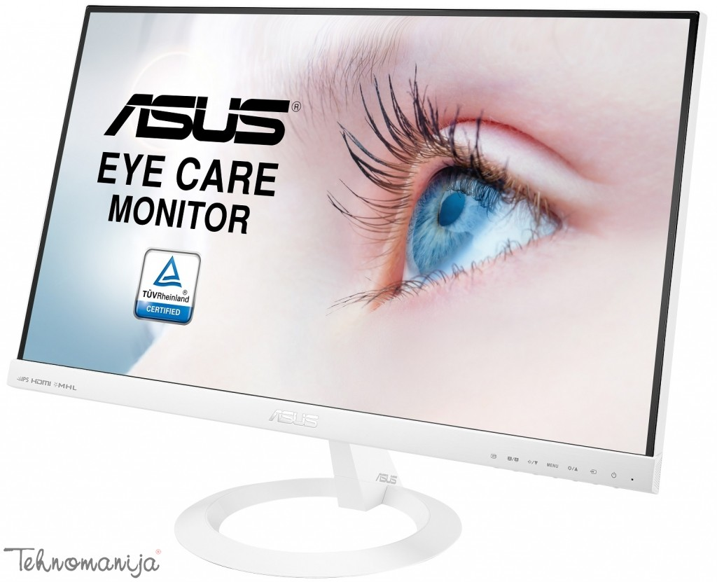"Asus 23"" LED LCD monitor VX239H-W"