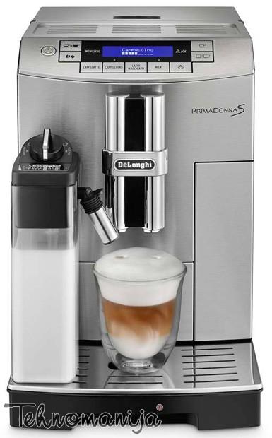 DeLonghi aparat za espresso Primadona ECAM 28 465