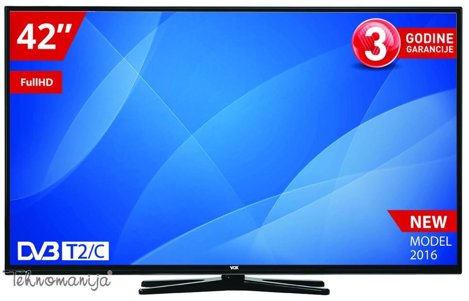 """VOX Televizor T2 42T2880 LED, 42"""""""