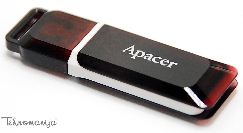 Apacer USB flash AH321 16GB RED