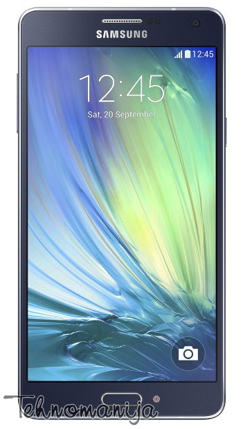SAMSUNG Smart telefon Galaxy A700 BLACK, 2 GB, 13 Mpix, Crni