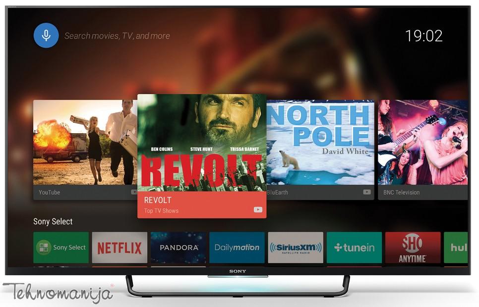 "SONY SMART Televizor KDL 50W755CBAEP LED, 50"""