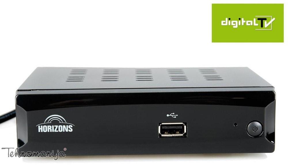 HORIZONS Set-top box MODEL S
