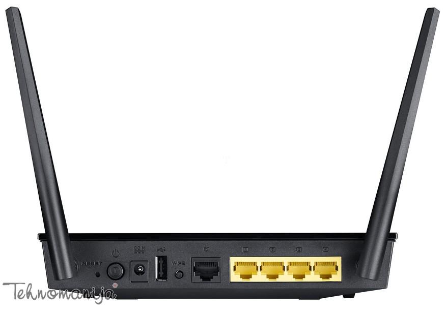 ASUS 300 Mbps, Bežični ruter RT AC51U