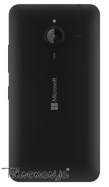 Microsoft smart mobilni telefon Lumia 640 XL DS BK