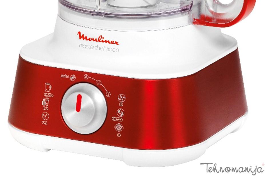 Moulinex multipraktik Masterchef 8000 FP-664G30