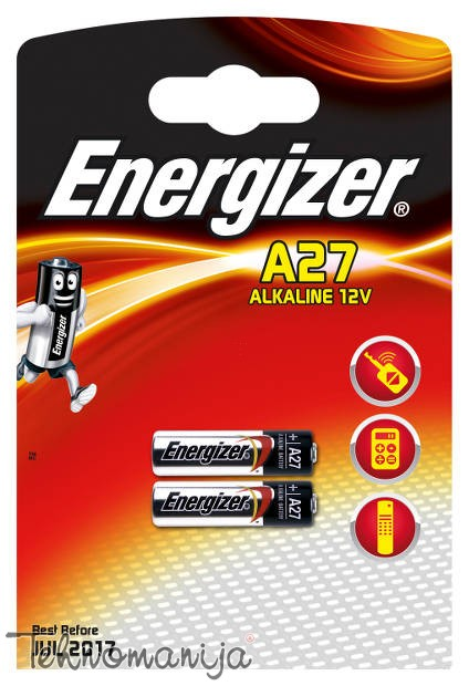 Energizer baterija A27 2 1