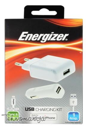 Energizer set za punjenje iPhone 5 2731 AB