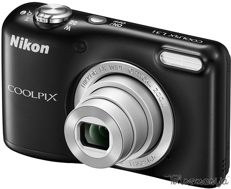 Nikon fotoaparat Coolpix L31 CRNI