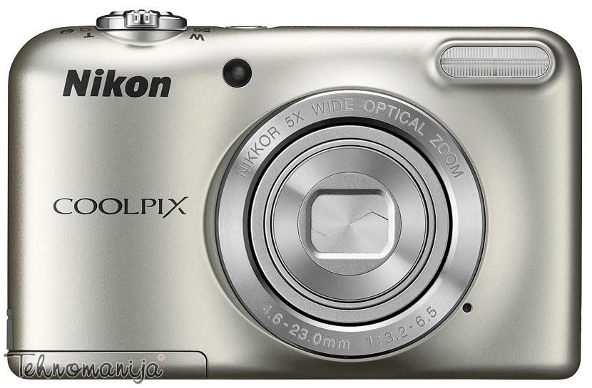 Nikon fotoaparat Coolpix L31 SREBRNI