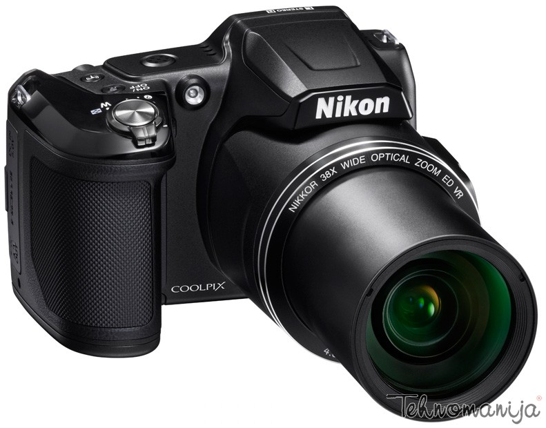 Nikon fotoaparat Coolpix L840 CRNI