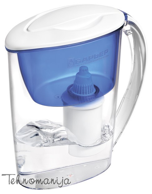BARRER Bokal za filtriranje vode FILTER EXTRA