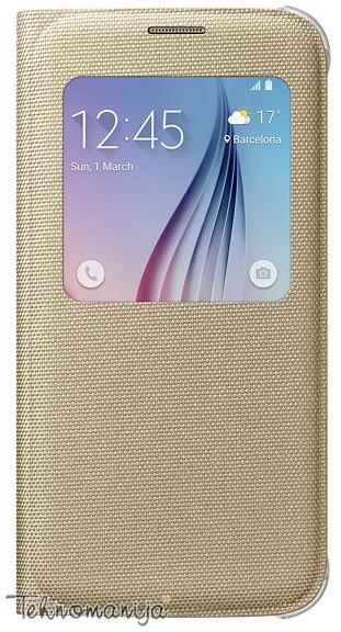 Samsung zaštita za Galaxy S6 EF-CG920BFEGWW