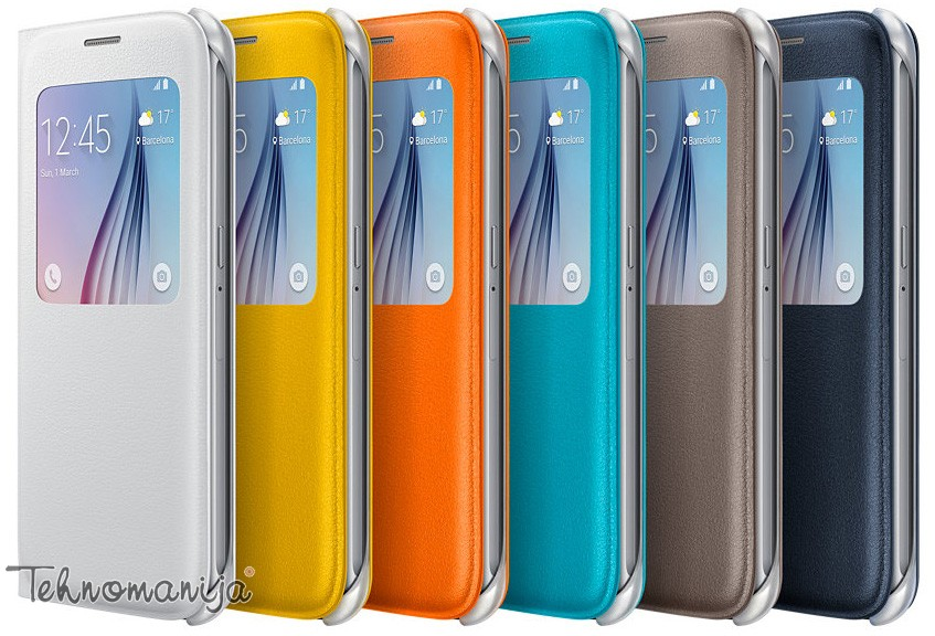 Samsung zaštita za Galaxy S6 EF-CG920PWEGWW