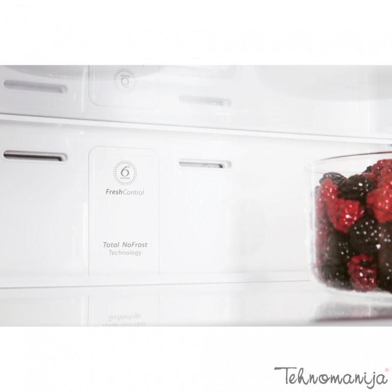 WHIRLPOOL Kombinovani frižider BSNF 8121 W, Frost Free
