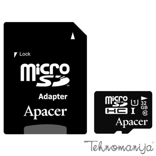 APACER Memorijska  kartica MICRO UHS C10 32GB