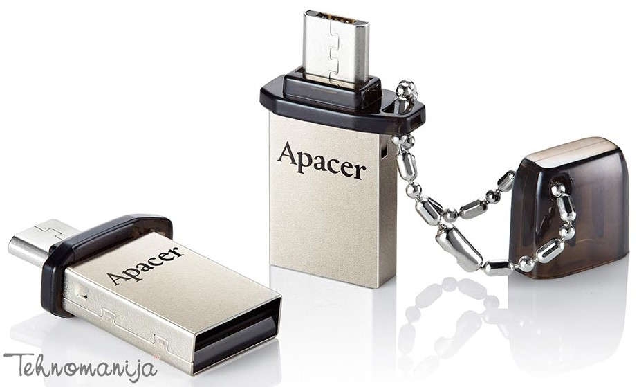 Apacer USB flash AH175 8GB BLACK