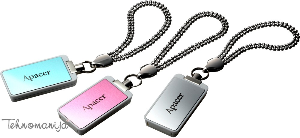 APACER USB flash AH129 16GB SILVER
