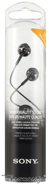 Sony slušalice MDR-EX110LPB