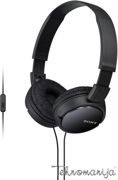 Sony slušalice sa mikrofonom MDR-ZX110APB