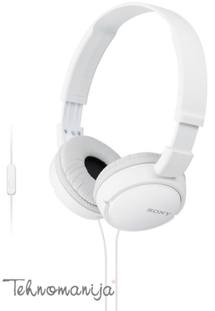 SONY Slušalice MDR-ZX110APW