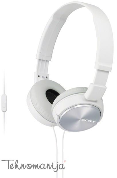 SONY Slušalice MDR-ZX310APW