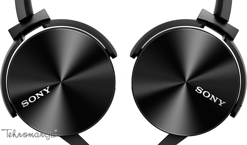 Sony slušalice MDR-XB450APB