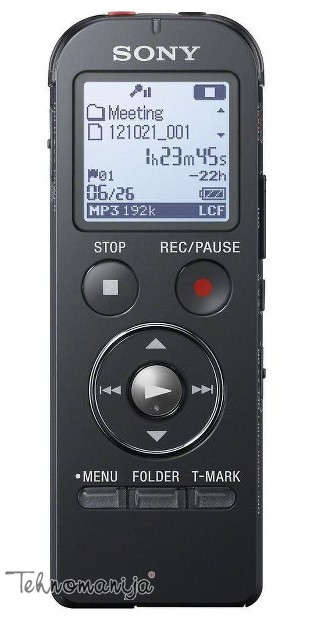 SONY Diktafon ICD-UX533B