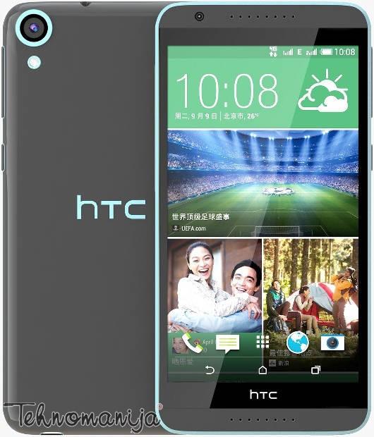 HTC smart mobilni telefon Desire 820 GRAY