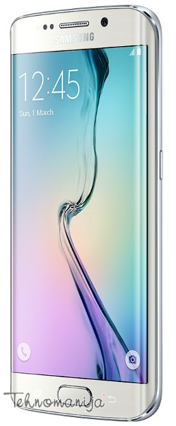 Samsung smart mobilni telefon Galaxy S6 G925 EDGE 32GB WH